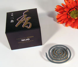 Nijo - japanische Räucherspiralen