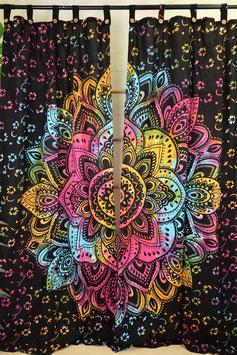 Mandala-Vorhang (1-Paar) RoY-03