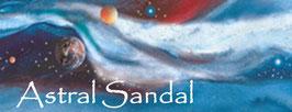 Astral Sandal Räucherstäbli - Blue Line