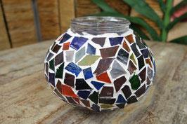 Türkisches Mosaik Teelicht TM-02