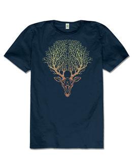 Soul Flower Men T-Shirt SFM-807.13