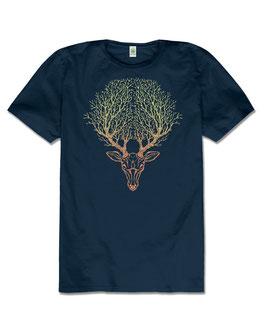 Soul Flower Men T-Shirt SFM-807.12