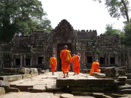 Ankor Monks