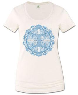 Soul Flower Women T-Shirt SFW-55