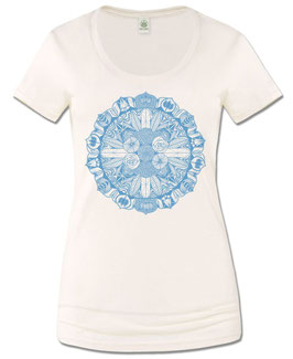 Soul Flower Women T-Shirt SFW-55 und SFW-19