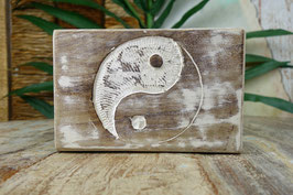 Schatulle Vintage Ying Yang