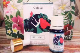 Be Happy: Ätherisches Öl von Goloka