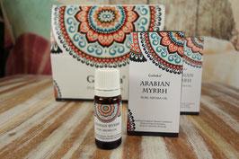 Arabische Myrrhe Duftöl von Goloka