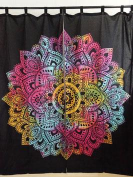 Mandala-Vorhang (1-Paar) RoY-16