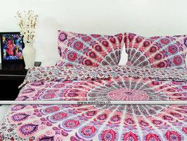 Mandala Bettwäsche Queen Size 08 c