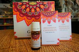 Srilankan Cinnamon Duftöl von Goloka