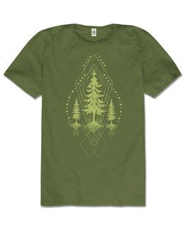 Soul Flower Men T-Shirt SFM-807.1