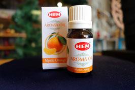 Hem Mystic Orange Öl