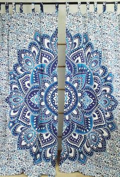Mandala-Vorhang (1-Paar) GUR-39222