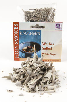 Weißer Salbei - Räucherwerk