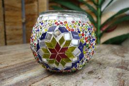 Türkisches Mosaik Teelicht TM-13