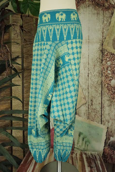 Goa Kids Hill Tribe Elephant Hose MINT