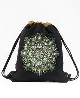 Seed of Life Lotusika Drawstring Backpack b