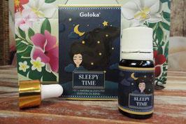 Sleeping Time: Ätherisches Öl von Goloka