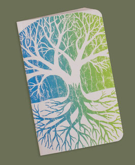 Soul Flower Notebook Tree of Life