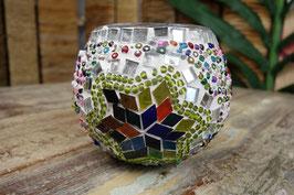 Türkisches Mosaik Teelicht TM-11