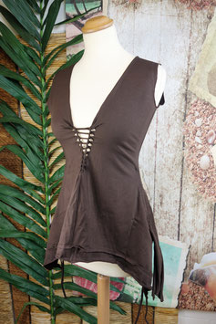 Festival Pixi Top - brown GU-1302.205