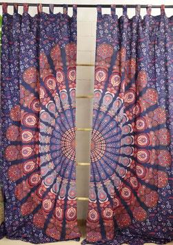 Mandala-Vorhang (1-Paar) GUR-39023