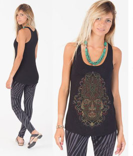 Seed of Life Women Tank Top SOL-W-TT-38