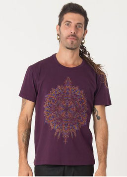 Seed of Life Men T-Shirt SOL-8