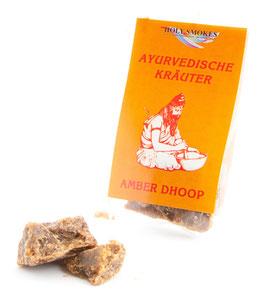 Amber Dhoop zum Räuchern