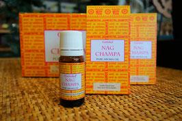 Nag Champa Duftöl von Goloka