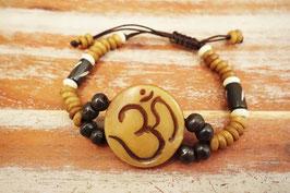 Buddhistisches Armband OM GU-49736 b