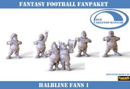 Fantasy Football Fans: Halblinge Paket 1