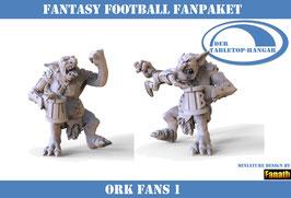 Fantasy Football Fans: Ork Paket 1