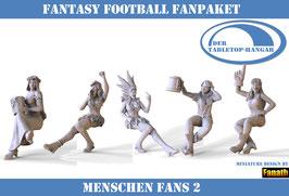 Fantasy Football Fans: Menschen Paket 2