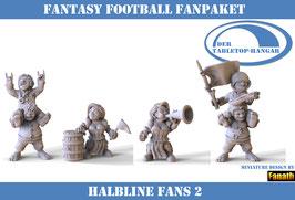 Fantasy Football Fans: Halblinge Paket 2