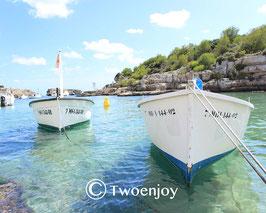 Barque ile de Minorque