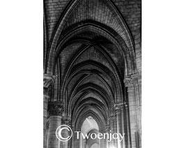 Voutes Notre Dame de Paris