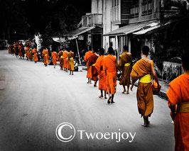 Moine Luang Prabang