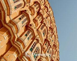 Jaipur Palais des vents Inde