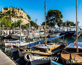 Vieux port Cassis