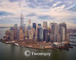 Gratte-ciels New-York