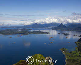 Ile d'Otrøya vue
