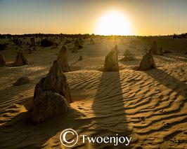Desert des Pinnacles