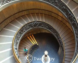 Escalier de Bramante Vatican