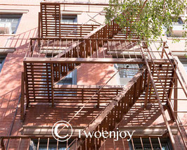 Escalier Manhattan