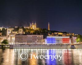 Quais de Saône Lyon France