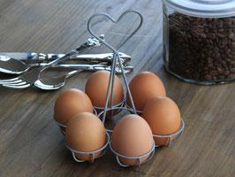 Eierhalter für 6 Eier