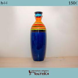 Bottiglia H 44 cm.