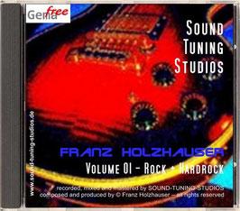 CD - gemafreie Musik